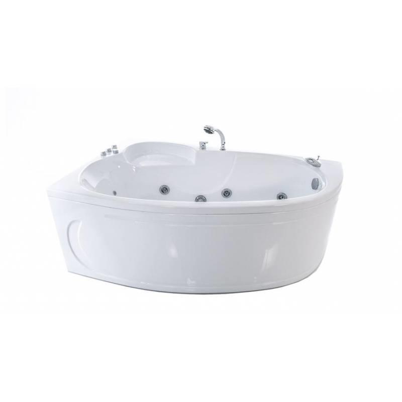 Ванна акриловая Triton Изабель 170х100 см, левая-800×800 — копия