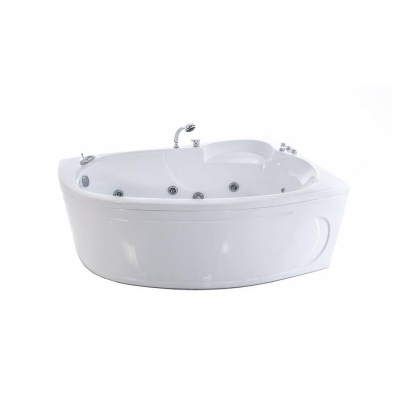 Ванна акриловая Triton Изабель 170х100 см, левая-800×800